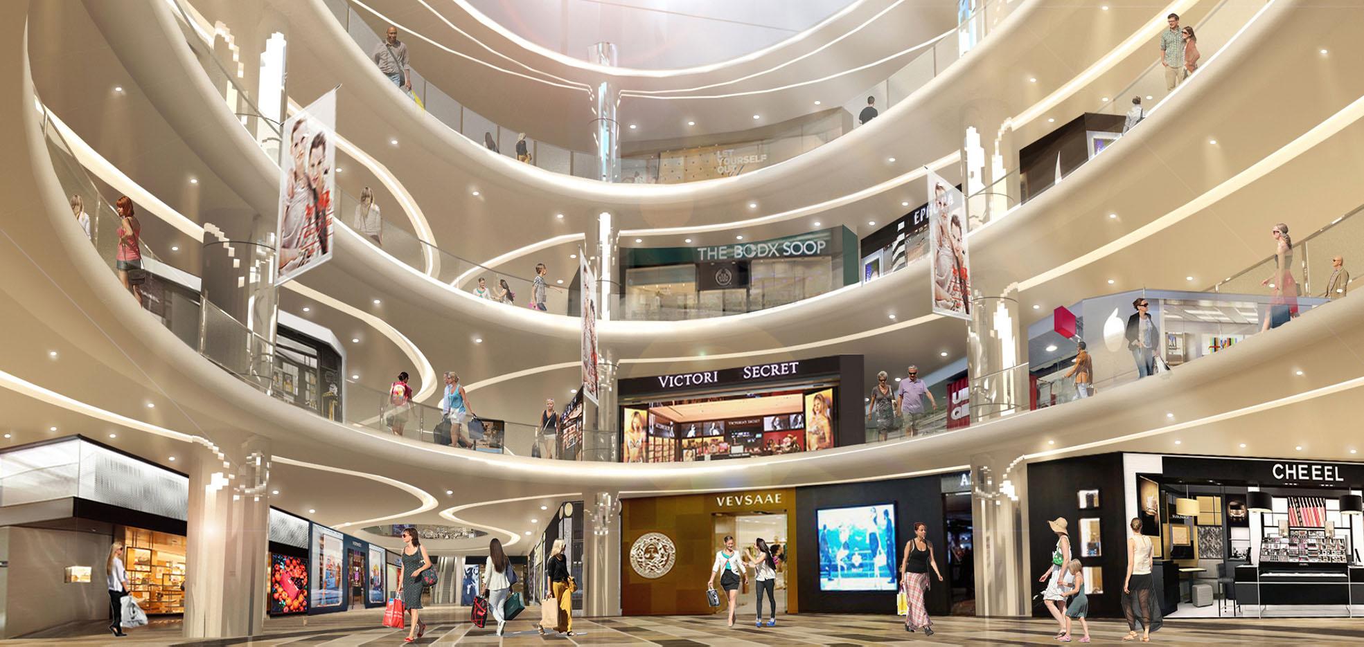 ITCC Mall Corridor