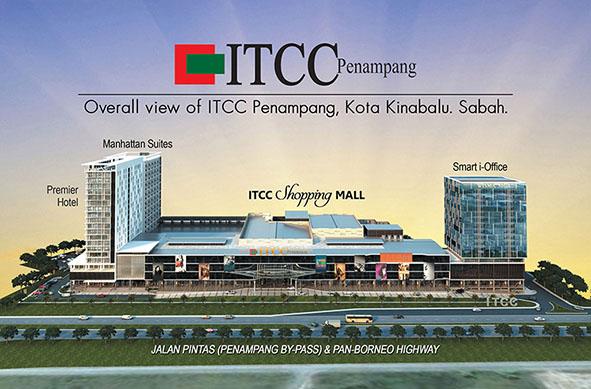 ITCC Penampang view