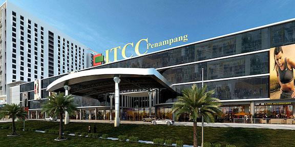 ITCC Penampang Entrance View
